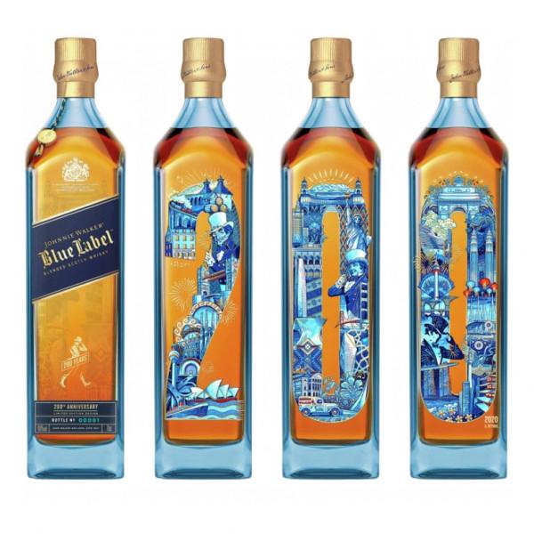 Johnnie Walker - Blue Label, 200th Anniversary