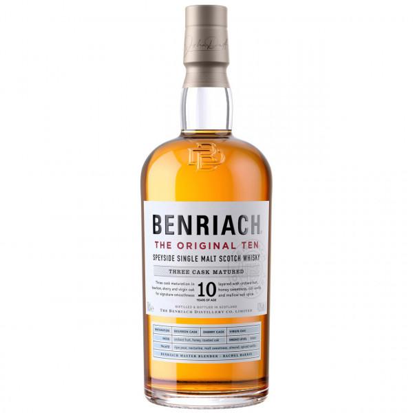 BenRiach - The Original Ten