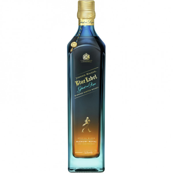 Johnnie Walker - Blue Label, Ghost and Rare