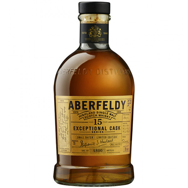 Aberfeldy, 15 Y - Exeptional Cask