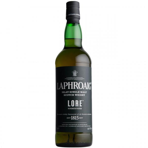 Laphroaig - Lore