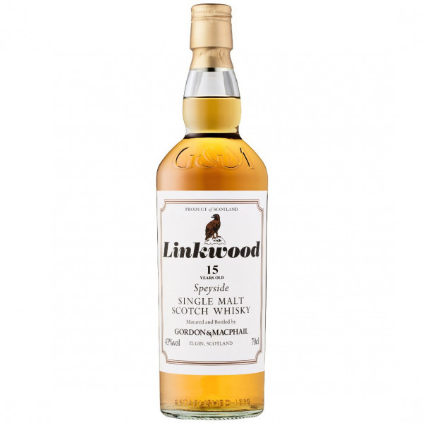 Linkwood, 15 Y - G&M