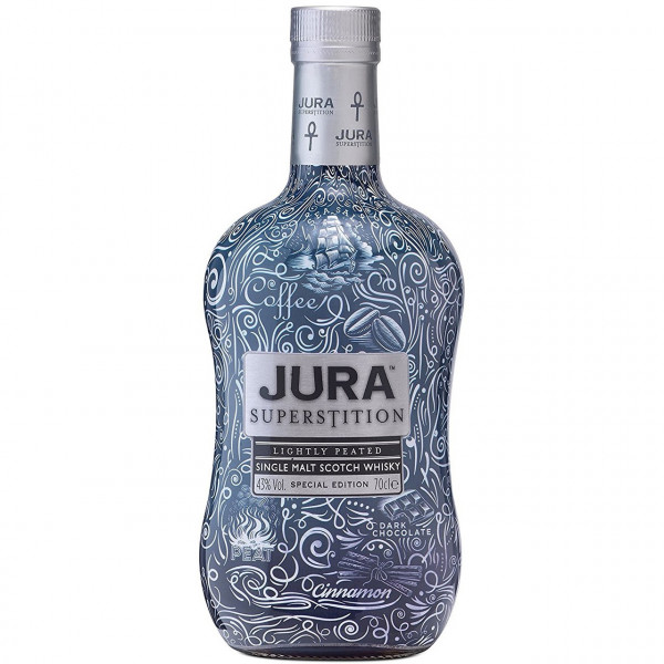 Jura - Superstition, Tattoo Edition