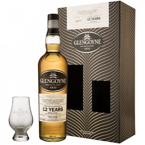Glengoyne, 12 Y - Gift Pack