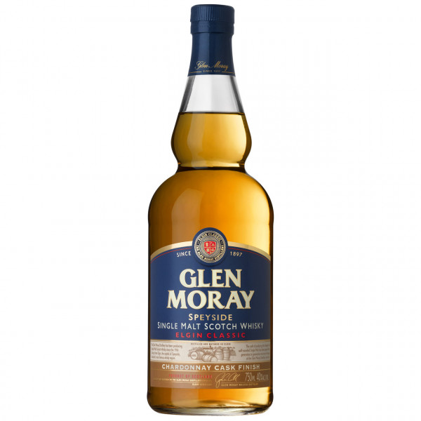 Glen Moray - Chardonnay Cask Finish