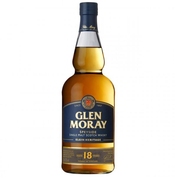 Glen Moray, 18 Y
