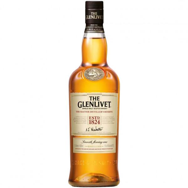 Glenlivet - Master Distiller's Reserve