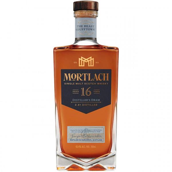 Mortlach, 16 Y