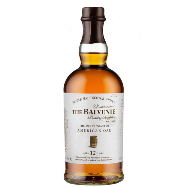 Balvenie, 12 Y - The Sweet Toast of American Oak