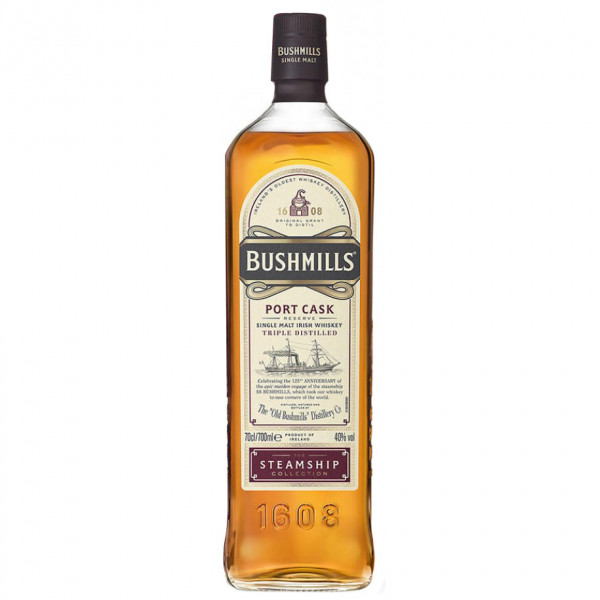Bushmills - Port Cask, The Steamship Collection