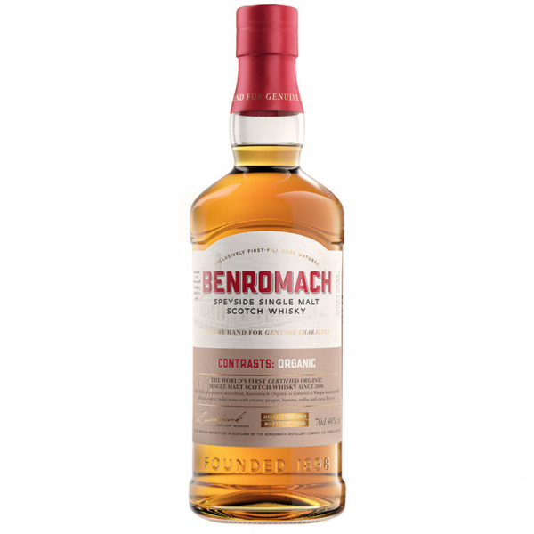 Benromach - Contrasts: Organic