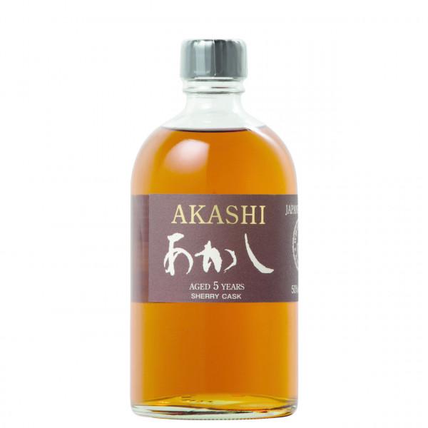 Akashi, 5 Y Sherry Cask