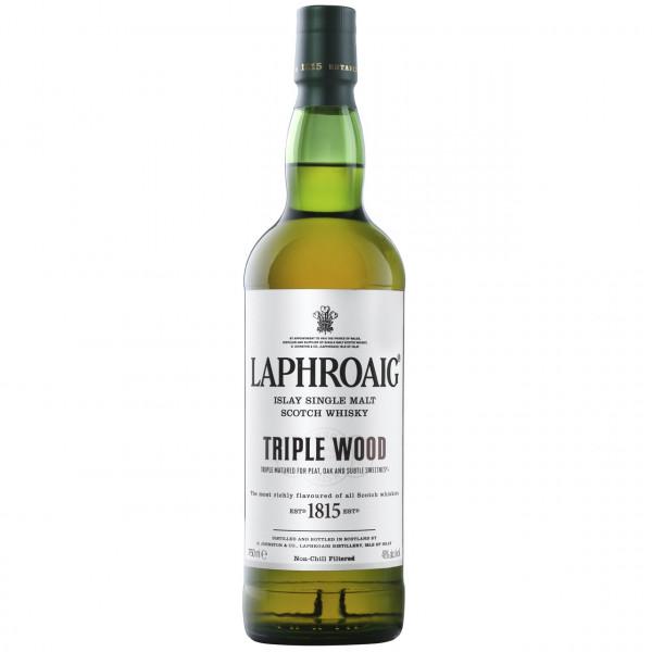 Laphroaig - Triple Wood