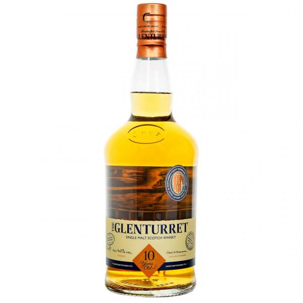 Glenturret, 10 Y
