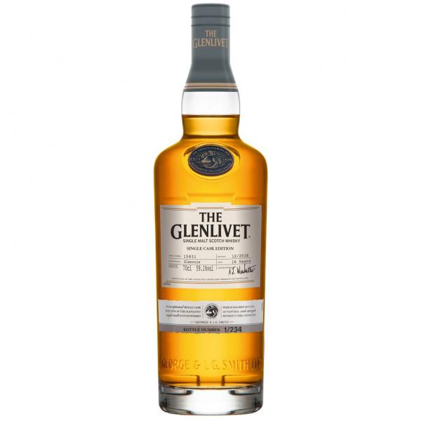 Glenlivet, 16 Y - Single Cask Glencuie