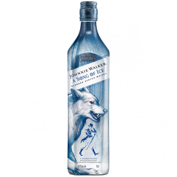 Johnnie Walker - A Song of Ice