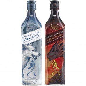Johnnie Walker - A Song of Fire & Ice