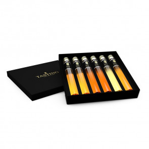 Whisky Tasting 6 Premium Whiskies in gift box
