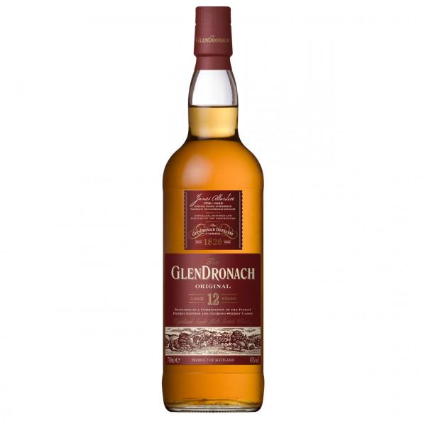 Glendronach, 12 Y
