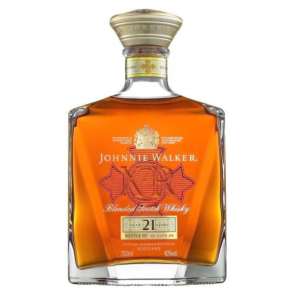 John Walker, 21 Y - XR
