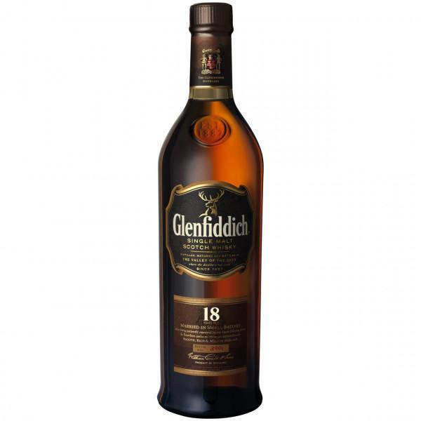 Glenfiddich, 18 Y