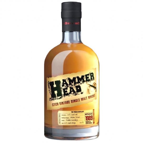 Hammerhead, 23 Y