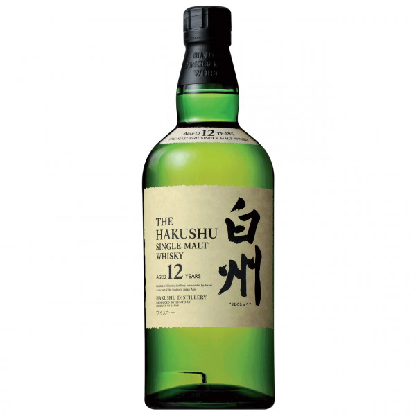 Suntory - Hakushu, 12 Y