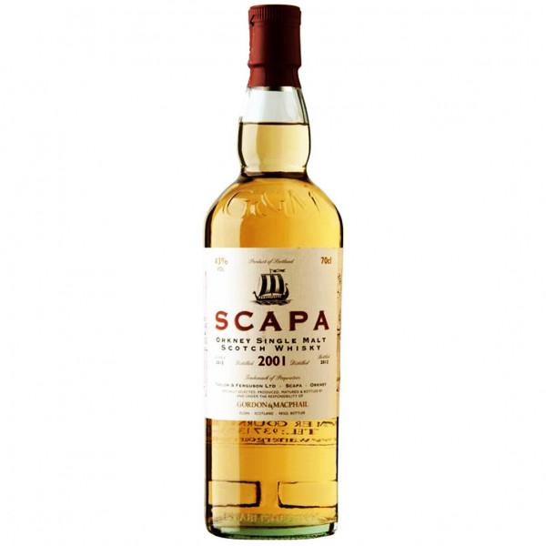 G&M - Scapa, 2001