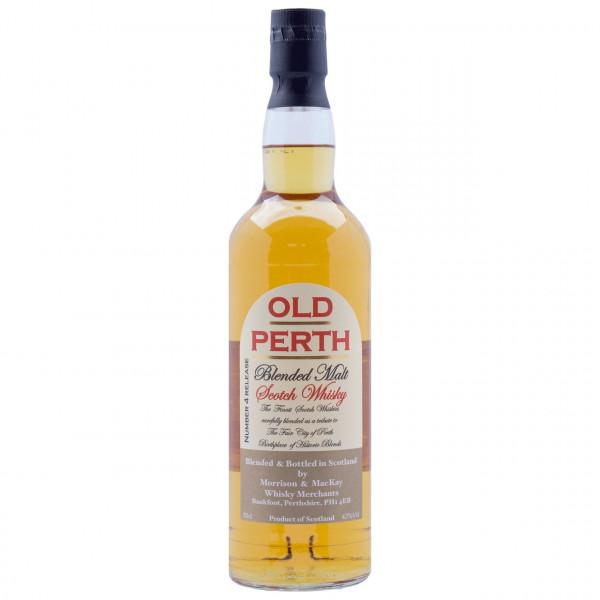 Old Perth no. 4 - Blended Malt