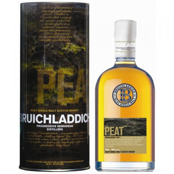 Bruichladdich - Peat