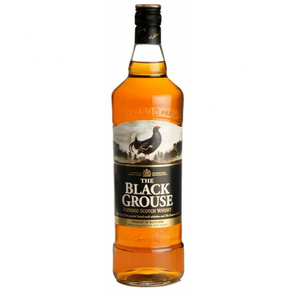 The Famous Grouse - Black Grouse