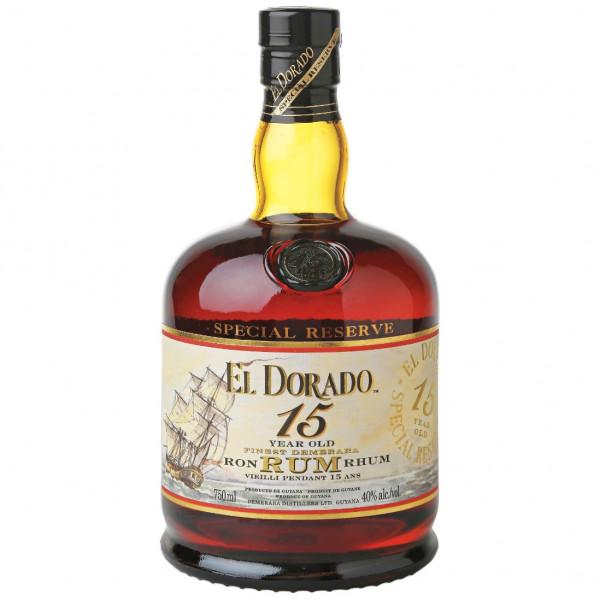 El Dorado, 15 Y