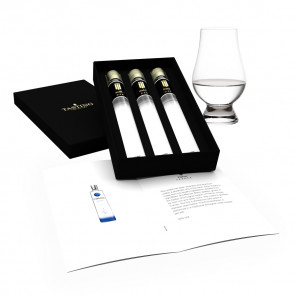 Vodka Tasting Collection 3 tubes in Gift Box