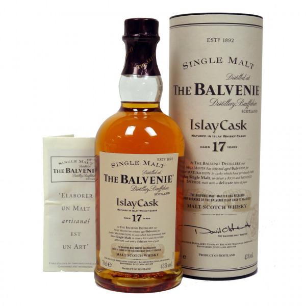 Balvenie, 17 Y - Islay Cask