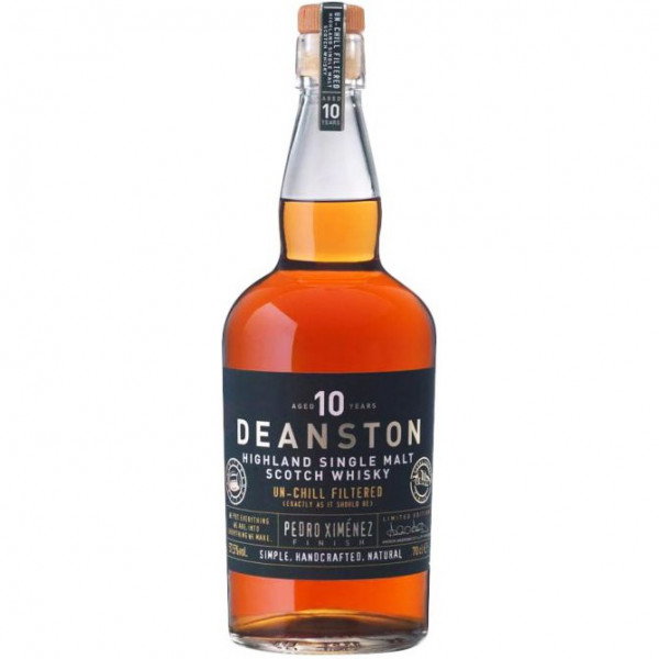 Deanston, 10 Y - PX