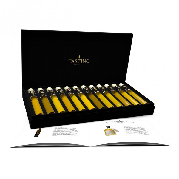 Olivenöl Probe 12 Tubes in Luxusbox