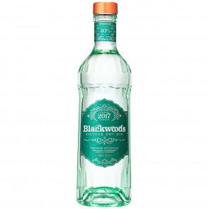 Blackwood's - Vintage Dry Gin 2017