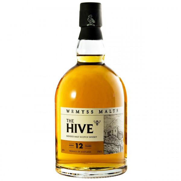 Wemyss Malts - The Hive, 12 Y (70CL)
