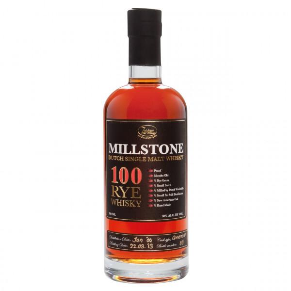 Millstone - 100 Rye (70CL)