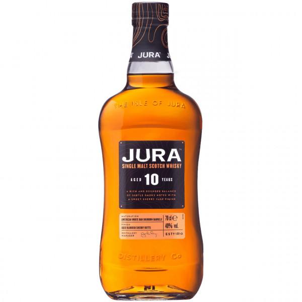 Jura, 10 Y - Origin (70CL)