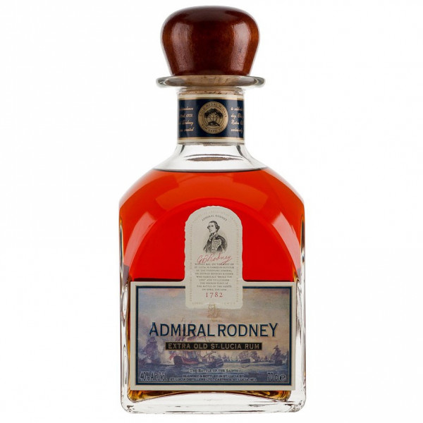 Admiral Rodney - Extra Old (70CL)