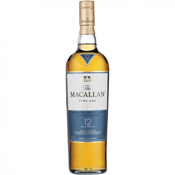 The Macallan, 12Y - Fine Oak (70CL)