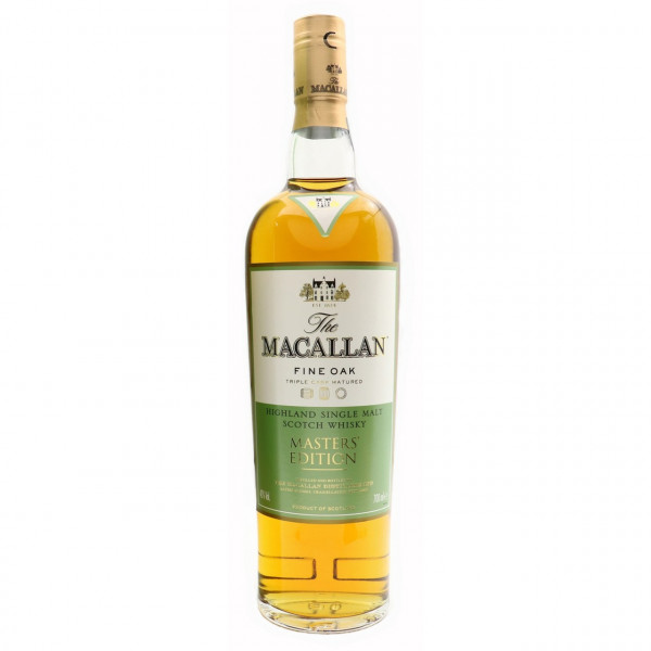 The Macallan - Masters Edition  (70CL)