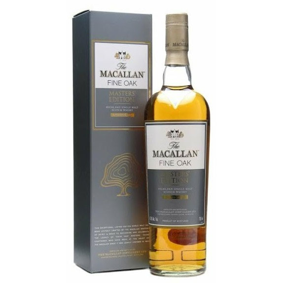 The Macallan - Master's Edition 2007 (70CL)
