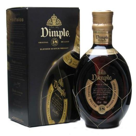 Dimple, 18 Y (50CL)