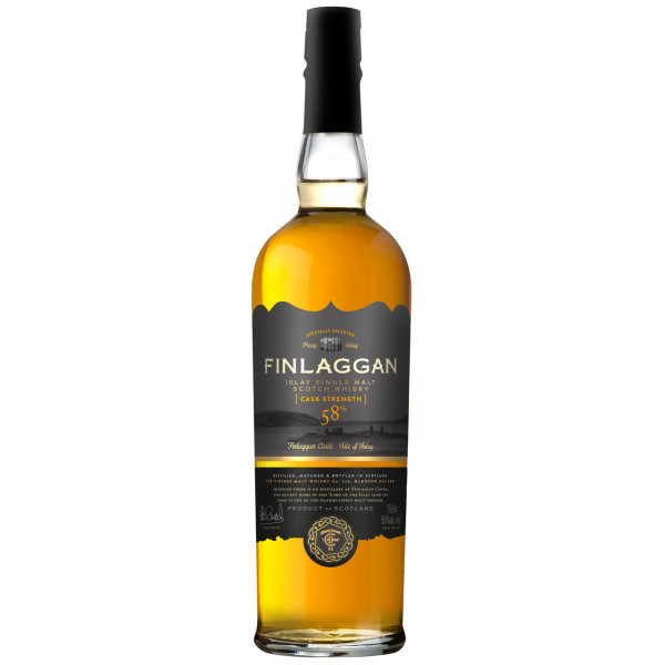 Finlaggan - Cask Strength (70CL)