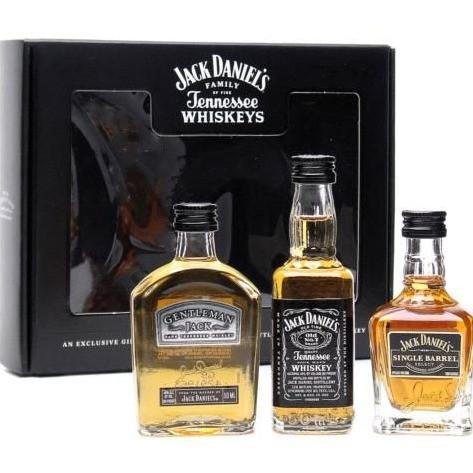 Jack Daniel's - Miniset (15CL)
