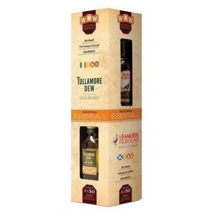 World of Whisky - miniset (20CL)
