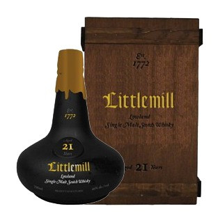 Littlemill, 21 Y - Second Edition (70CL)