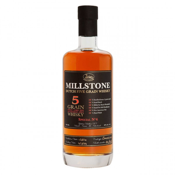 Millstone - 5 Grain Whisky (70CL)